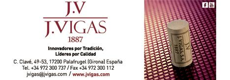 J. Vigas, una familia taponera desde 1887. Innovadores por tradición, líderes por calidad.