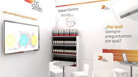 DS Smith presenta sus soluciones en packaging y displays para vino y cava