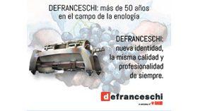 Una nueva generación de prensas de membrana y la etiquetadora Kube, entre las innovaciones de Sacmi-Defranceschi en Enomaq