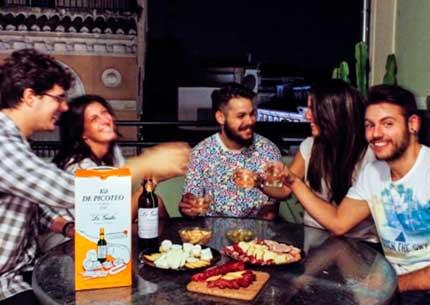 Tecnovino La Guita Kit de Picoteo 2017 2