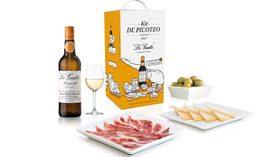Manzanilla y más… La Guita vuelve con su Kit de Picoteo