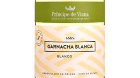 Llega un nuevo vino monovarietal: Príncipe de Viana Garnacha Blanca 2016