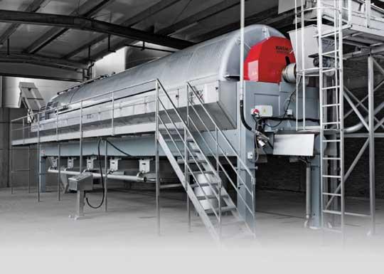 Tecnovino Siprem International prensa continua PCM 400 2