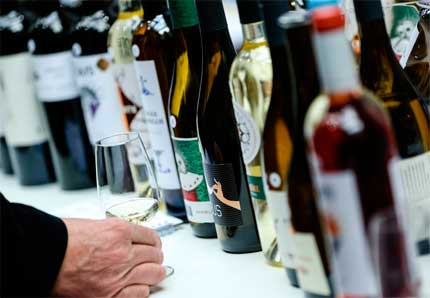 Tecnovino Wines from Spain Trade Fair vino 1