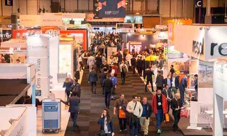 Tecnovino feria Hospitality Innovation Planet HIP