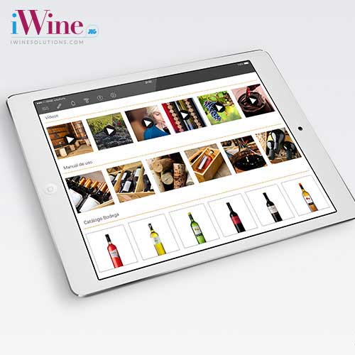 Tecnovino iWine Solutions apps sector vino 1