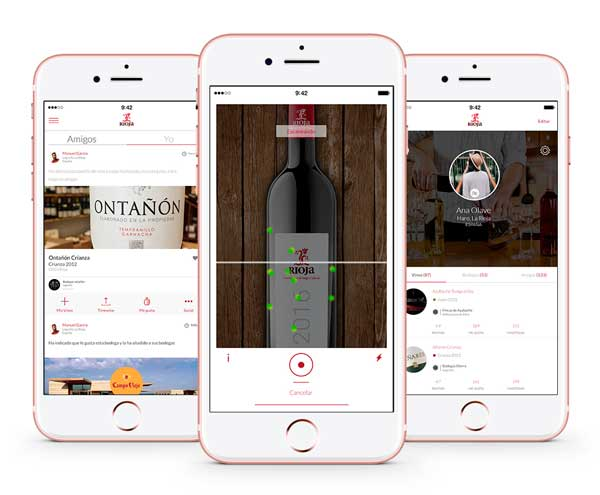 Tecnovino iWine Solutions apps sector vino apps ad hoc