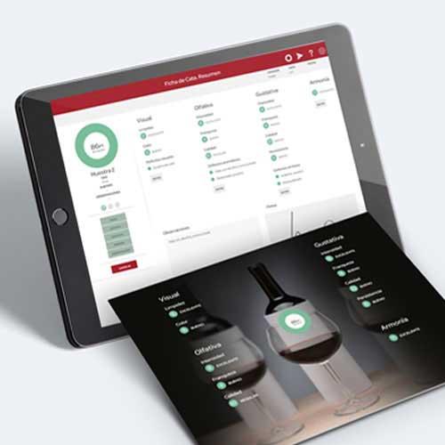 Tecnovino iWine Solutions apps sector vino icatas