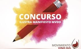 Concurso de Ilustración del Manifiesto Movimiento Vino D.O.