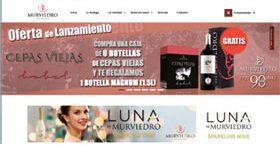 Bodegas Murviedro inaugura su tienda online