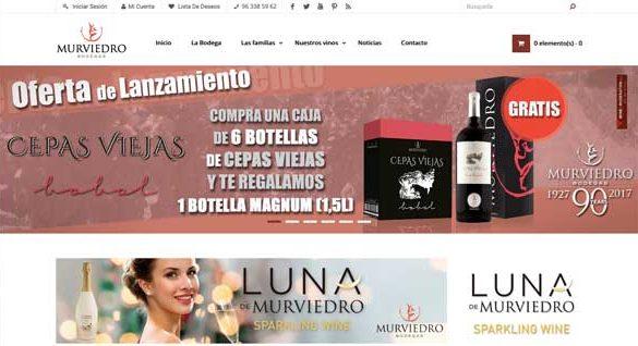 Tecnovino Bodegas Murviedro tienda online