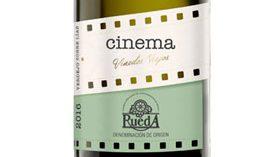 Cinema Verdejo sobre lías 2016, el vino con el que Cinema da el salto a la DO Rueda
