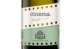 Tecnovino Cinema Verdejo sobre lias 2016 Cinema Wines 280