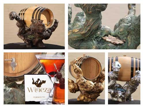 Tecnovino bodeguero barriles artesanales Wineza 1