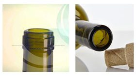 Dos opciones de cierre para botellas de vino que hacen la apertura más fácil