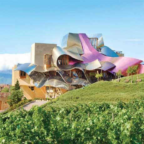 Tecnovino mundo del vino tendencias Marques de Riscal