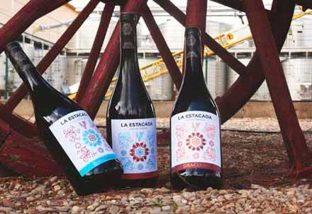 Tecnovino nuevos vinos tintos Finca La Estacada 1