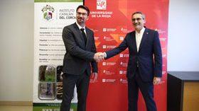 La interacción vino-corcho, objeto de estudio en un convenio entre ICSuro y Universidad de La Rioja