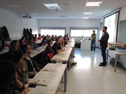 Tecnovino vino corcho ICSuro Universidad de La Rioja