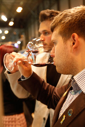 Tecnovino vinos espanoles Salon de Gourmets