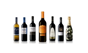 ¿Cuántas calorías tiene una copa de Campo Viejo, Azpilicueta, Ysios o Alcorta?