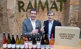 tecnovino raimat nueva clasificacion vinos