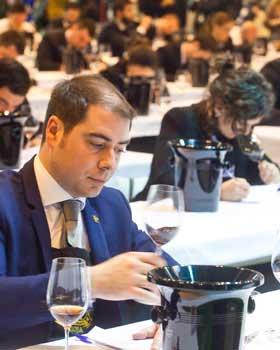 Tecnovino 31 Salon de Gourmets sumilleres