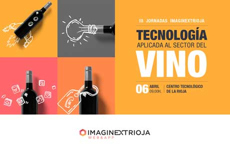 Tecnovino Imaginext Rioja digitalizacion vino
