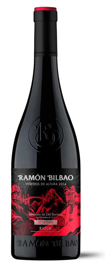 Tecnovino Ramon Bilbao Vinedos de Altura vino 2
