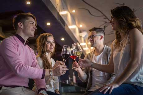 Tecnovino copa de cristal para vino Giona Dona Perfecta Exportcave 3
