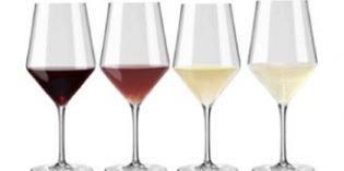 Doña Perfecta 7GB, una excelente copa de cristal para vino que facilita la dosis servida