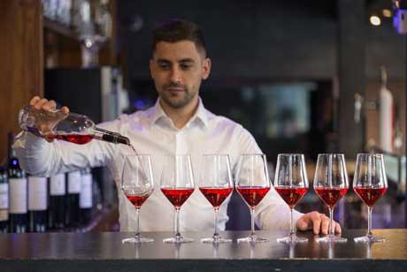 Tecnovino copa de cristal para vino Giona Dona Perfecta Exportcave 4