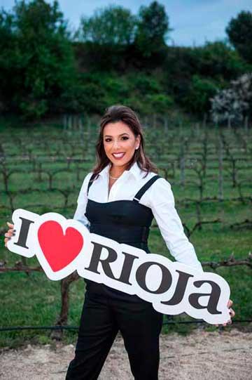 Tecnovino cosecha 2016 Rioja Eva Longoria 1