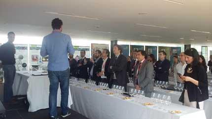 Tecnovino innovar en el sector vitivinicola Imaginext Rioja 2