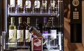 Tecnovino maquinas de vending vino Vinate Vending 280