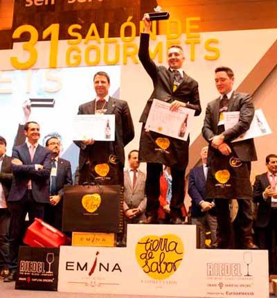 Tecnovino 23 Campeonato de España de Sumilleres Salon de Gourmets
