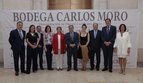 Tecnovino CM by Carlos Moro Bodega Carlos Moro presentacion