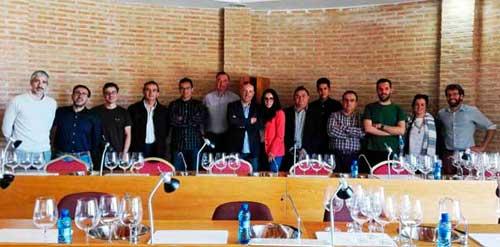 Tecnovino Concurso Nacional de Vinos Espana Seleccion 1