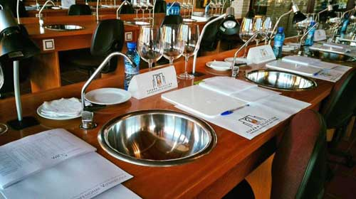 Tecnovino Concurso Nacional de Vinos Espana Seleccion 2