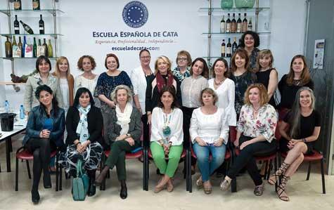 Tecnovino Concurso Vino y Mujer 2017 1