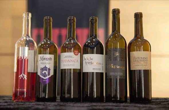 Tecnovino Premios Envero 2017 vinos ganadores