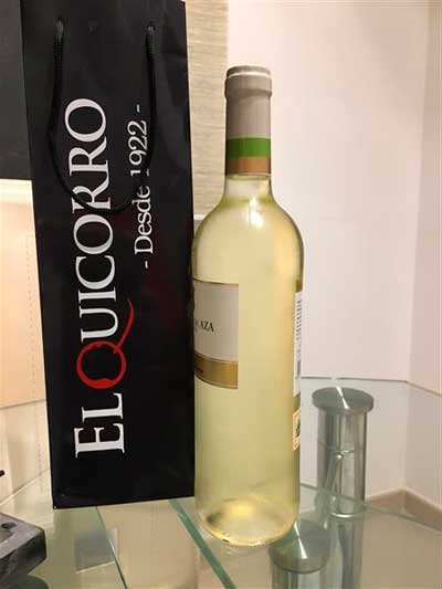 Tecnovino Salon de Gourmets bolsas para vino