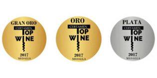 121 vinos premiados en el certamen Topwine 2017