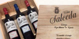 Viña Salceda, vinos que hablan de Elciego y de una bodega con casi 50 años de historia