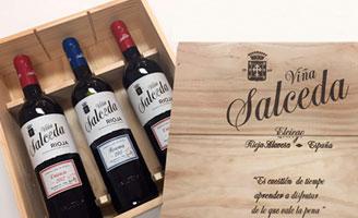 Tecnovino Vina Salceda vinos 328x200