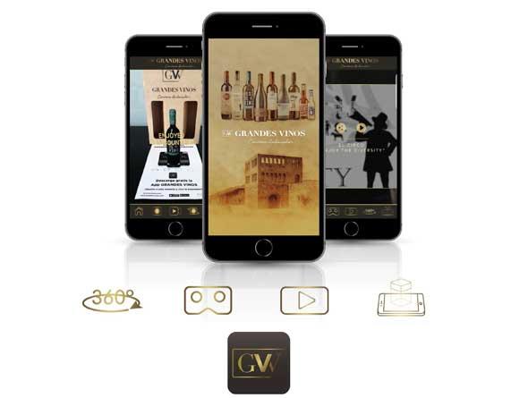 Tecnovino bodega Grandes Vinos app 1