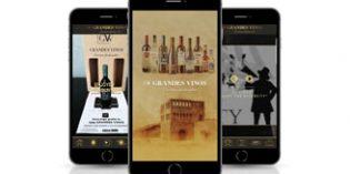 Una app que muestra todo el potencial de la bodega Grandes Vinos