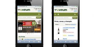 La compra online de vino en España cada vez es más móvil