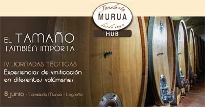 Tecnovino eventos vitivinicolas Murua jornada