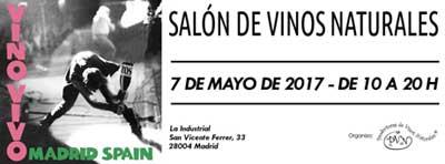 Tecnovino eventos vitivinicolas Salon de Vinos Naturales